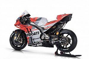 На байке Ducati появились серые полосы. Вот зачем они нужны