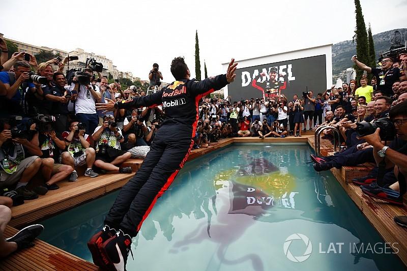 Ricciardo: Güç kaybetmeye başlayınca ağlamak istedim