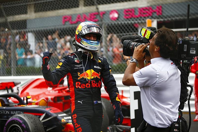 Red Bull und die WM: Ricciardo träumt von Außenseiterchance