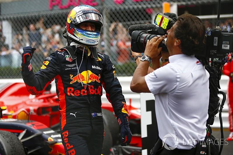 """Ricciardo a """"perdu 25% de la puissance du moteur"""""""
