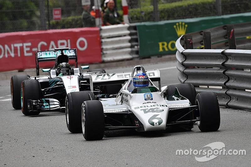 """Rosberg: """"F1 moet inspiratie halen uit tijdperk met grondeffect"""""""