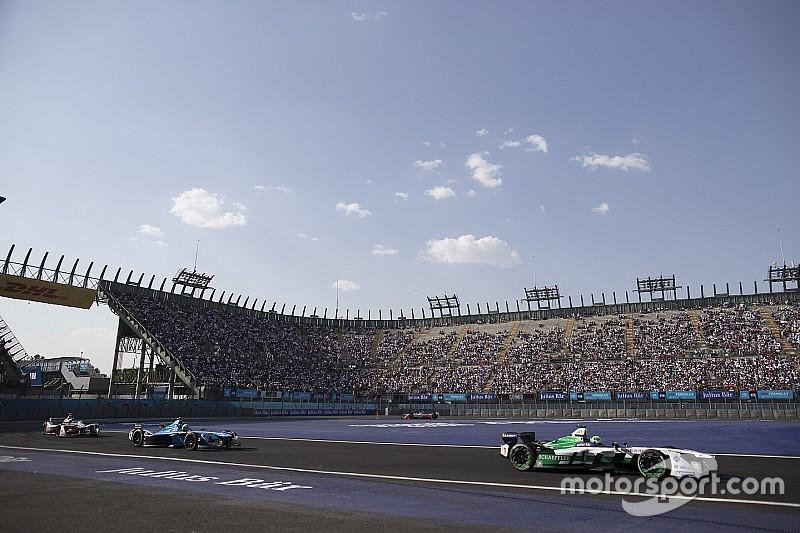 México tiene asegurados dos años más de Fórmula E
