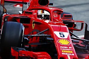 Formula 1 Ultime notizie La Ferrari inizierà il test 2 di Barcellona con Vettel sulla SF71H