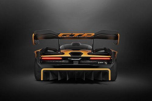 Bildergalerie: McLaren Senna GTR