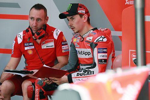 """Lorenzo: """"Nieuw chassis werkt niet"""""""