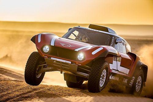 Angriff mit Mini Buggy: X-raid fährt bei der Dakar zweigleisig