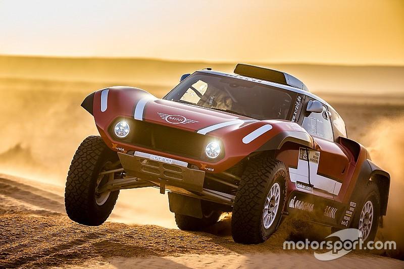 """فريق اكس-رايد يطلق سيارة """"ميني جون كوبر باغي"""" الجديدة ذات الدفع الثنائي"""