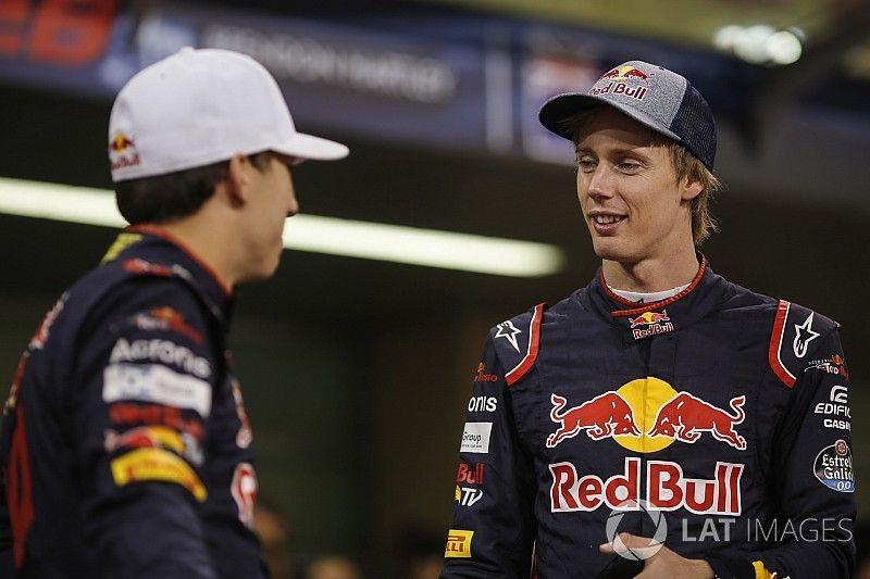 """Toro Rosso : Gasly et Hartley sont arrivés """"dans une période difficile"""""""