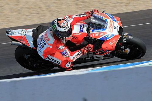 Fotogallery: la seconda giornata dei test di MotoGP di Jerez
