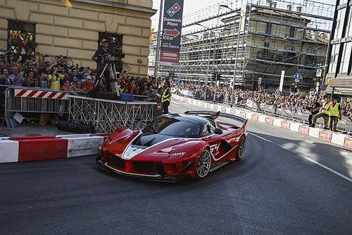 GALERI: Kemeriahan Milan F1 Festival