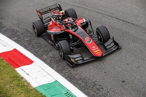 George Russell se quita la presión de encima con la pole en Monza