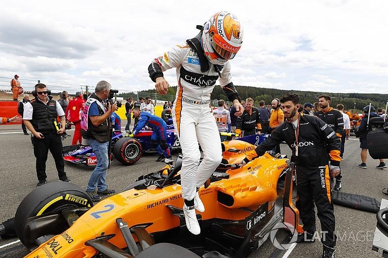 Ez volt Vandoorne utolsó versenye a McLarennel?