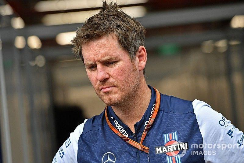 Smedley se irá de Williams a finales de 2018