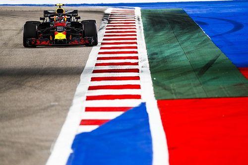 阿隆索、维斯塔潘等五位车手将从后排起步
