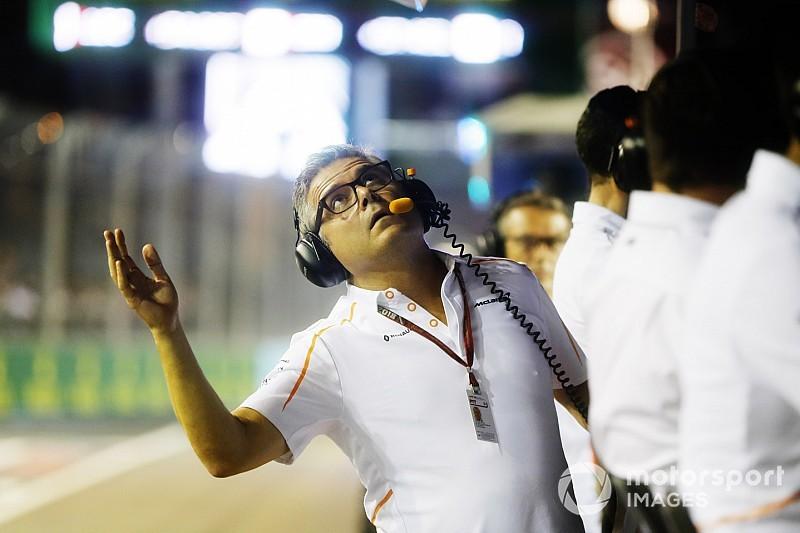 McLaren: Az időmérő struktúrájának a megváltoztatása csökkentheti a futamgyőzelem értékét