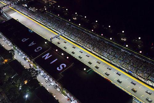 Formel 1 Singapur 2018: Die schönsten Bilder am Sonntag