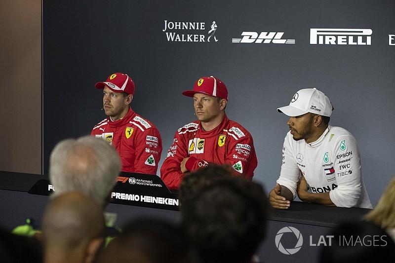 Singapur GP basın toplantısı programı açıklandı