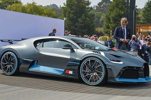 Los primeros Bugatti Divo empiezan a entregarse