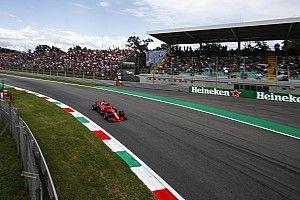 Live: Follow the Italian Grand Prix as it happens