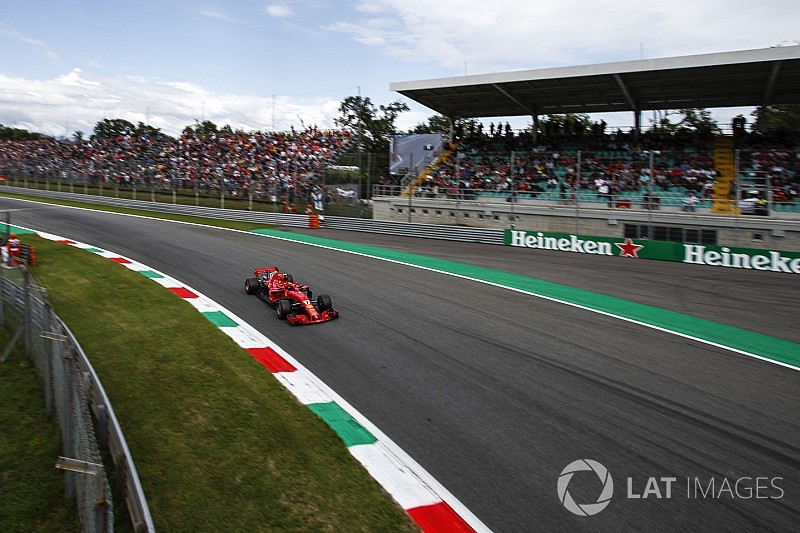 Live: Follow the Italian Grand Prix as it happens