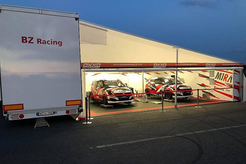A Slovakiaringen folytatódik a BZ Racing szezonja
