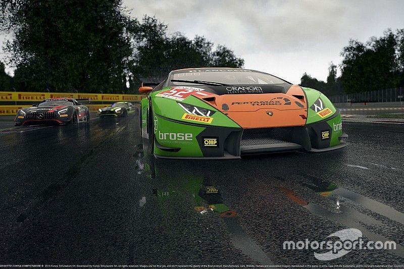 Las Blancpain GT Series tendrán su propia competición virtual