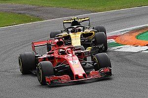 Sainz: Renault, 2019 motoruyla Ferrari ve Mercedes'i yakalayabilir