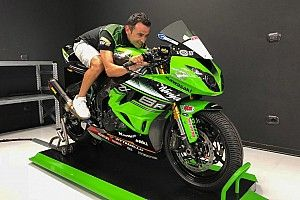Ex-MotoGP racer Barbera makes World Supersport move