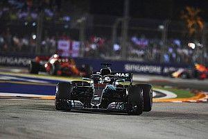 """Hamilton diz ter """"orgulho"""" de não errar como Vettel"""