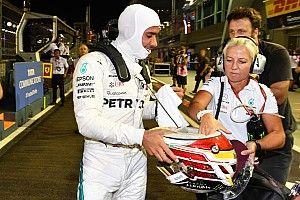 Hamilton reivindica su influencia en que el Mercedes sea un coche tan bueno
