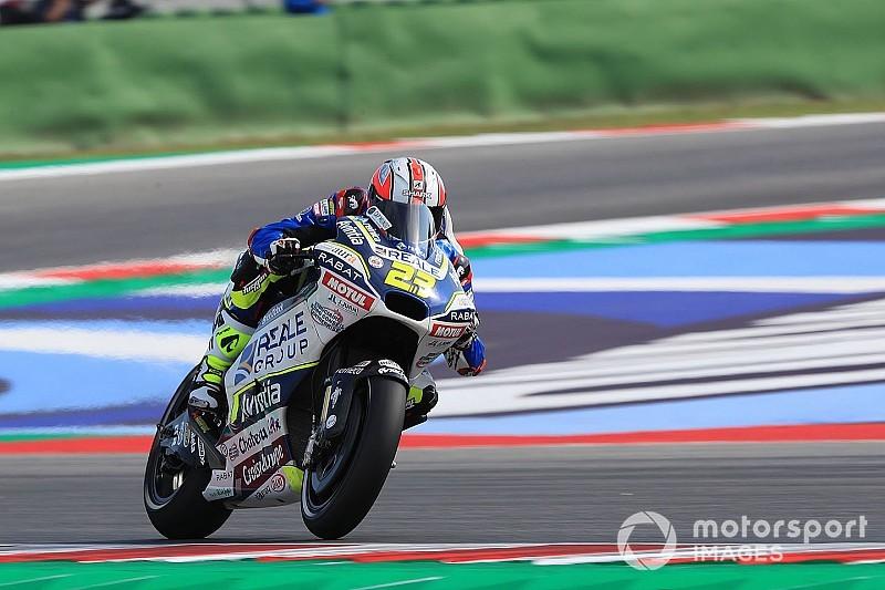 """Ezpeleta: """"En MotoGP solo deben correr pilotos con cierto palmarés"""""""