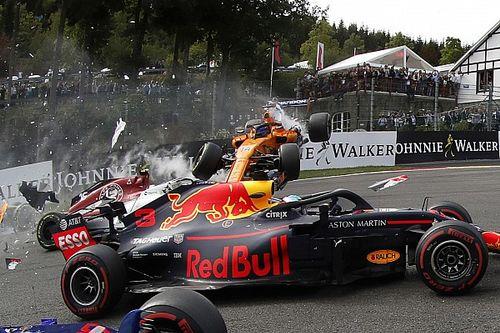 Whiting elaborates on Hulkenberg/Grosjean crash comparison