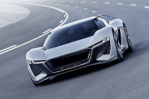 Електричний суперкар Audi E-Tron GTR може замінити «бензинового монстра» R8