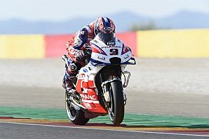 "Petrucci gap to works Ducatis ""70% style, 30% weight"""