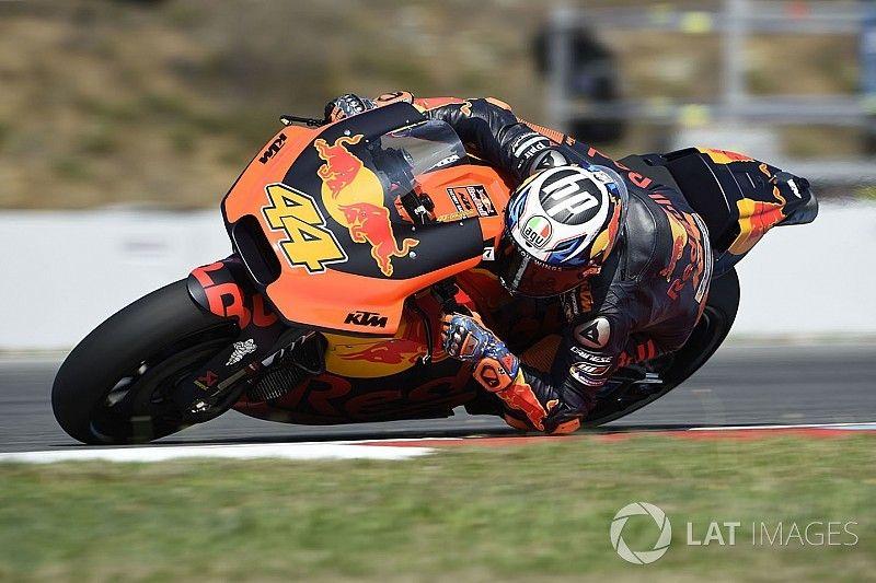 Espargaró retorna à KTM no GP de San Marino após lesão
