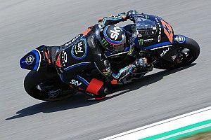 FP1 Moto2 Austria: Sesi berjalan sengit, Bagnaia teratas