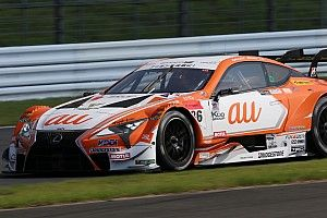Fuji Super GT: Lexus scores 1-2 after Nissan heartbreak