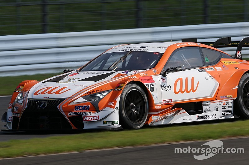 Fuji Super GT: Lexus scores 1-2 after Nissan heartbreak