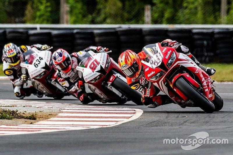 India ARRC: Honda India on podium again, Sethu misses points