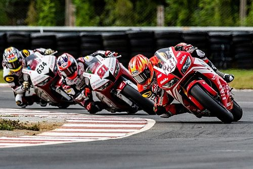 India ARRC: Honda India on podium again, Sethu misses points