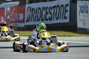 Mundial de Kart chega a Bélgica com três brasileiros