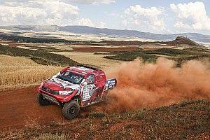 Xevi Pons, a por el Dakar 2019 con Toyota