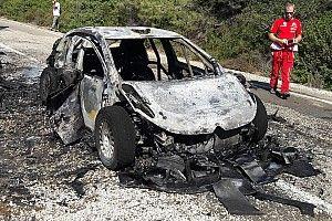 Лесной пожар в WRC и ситком от Формулы Е: лучшие гоночные видео уик-энда