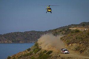 Tanak sobrevive y lidera el Rally de Turquía