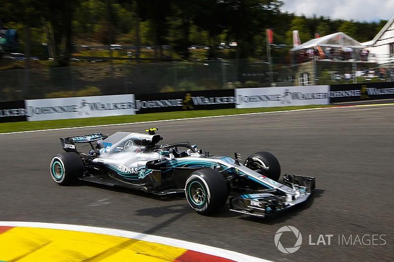 A Mercedes egy kis lépést megtett előre