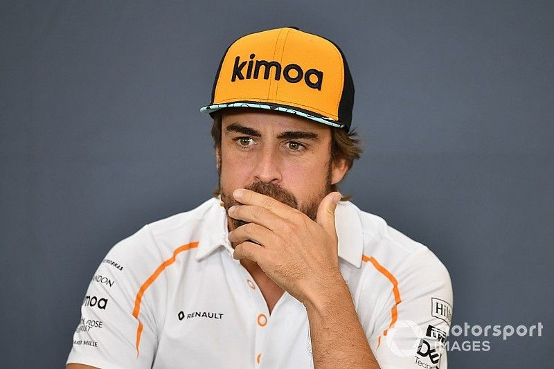 """Alonso treating Formula 1 exit as a """"goodbye"""""""