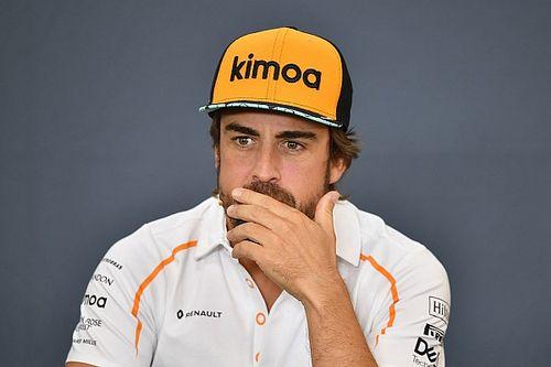 Johansson: Alonso merecia mais sucesso na Fórmula 1