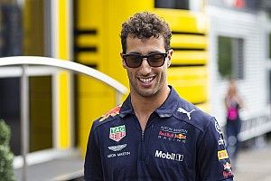 Ricciardo explains timeline for Red Bull split
