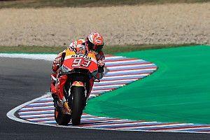 """Marc Marquez: """"Dovizioso ist hier der schnellste Fahrer"""""""