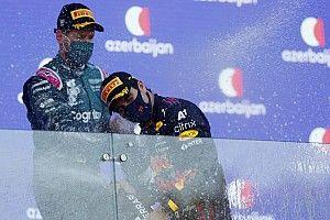 Pérez tardó más en ganar con Red Bull que Vettel y Verstappen